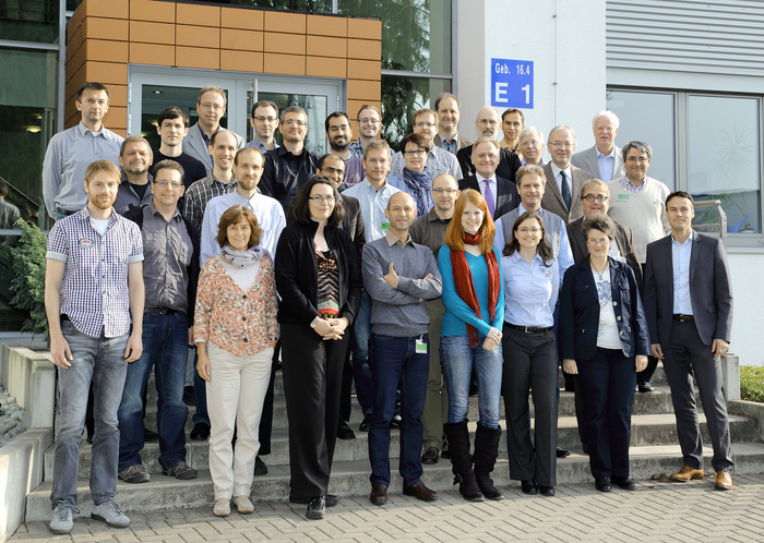 DEEP-ER Kick-off: Photo of participants